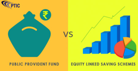 Comparison between ELSS Funds and Public Provident Fund