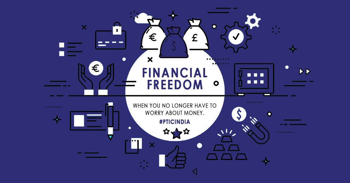 this independence day take a step towards your financial freedom