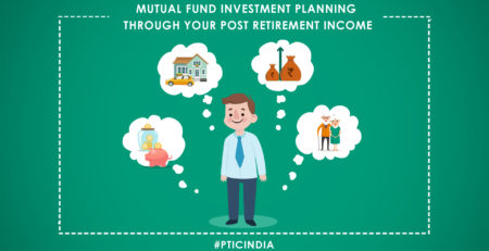 Mutual Fund investment planning through your post retirement income