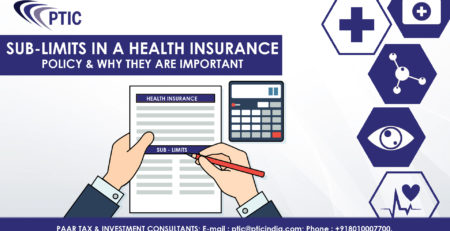 Sub-limits in a health insurance policy and their importance