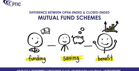 Difference between open-ended and closed-ended Mutual Funds Schemes